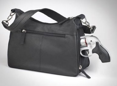 concealed carry pistol in purse