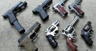 Semi Autos versus Revolvers