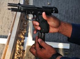 pistol function check