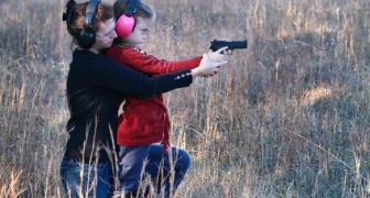 Keeping Kids and Guns Safe