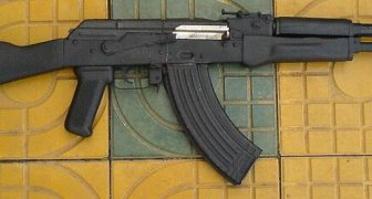 The AK47 for Home Defense