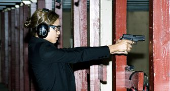 Your First Home Defense Handgun