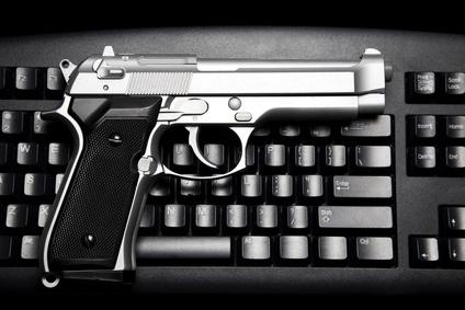 internet gun