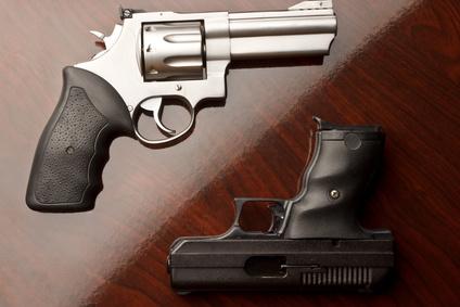 revolver or semi auto