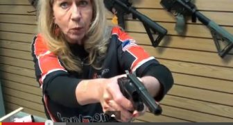 Selecting a First Gun for a Woman