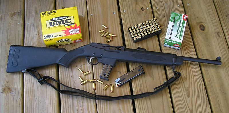 pistol caliber carbine