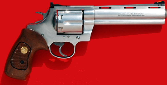 magnum caliber handguns