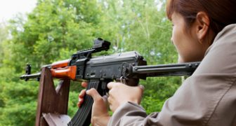 Set Up and Zero Iron Sights – Your New Rifle