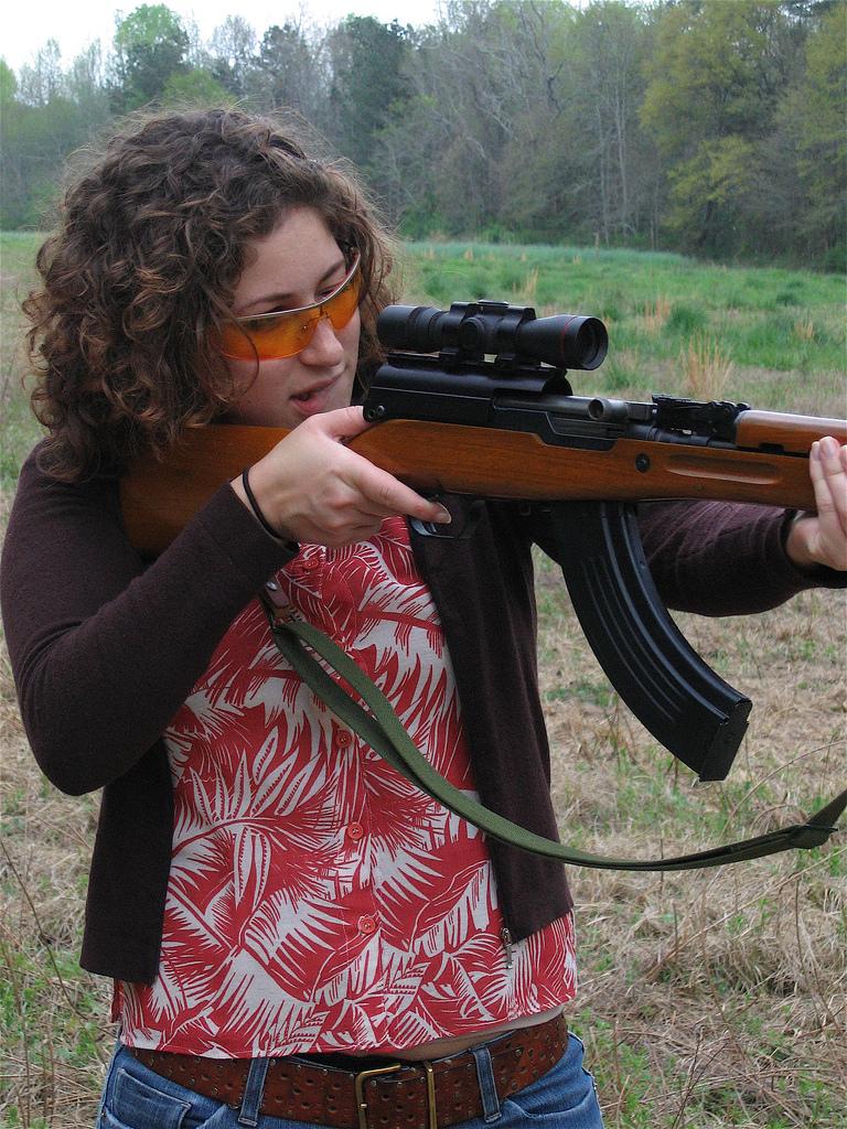 home defense gun