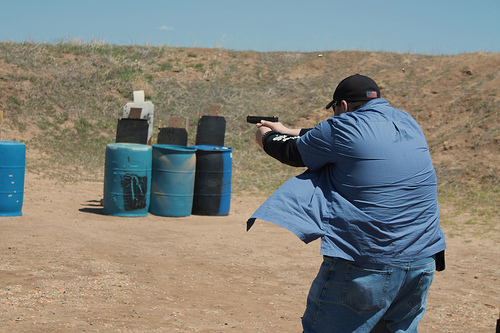 moving target drills
