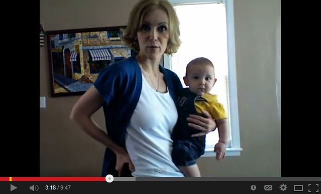 Concealed Carry While Carry a Baby
