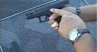 How to Load a Handgun