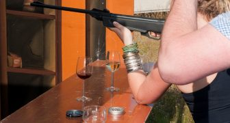 Firearms and Alcohol Don't Mix