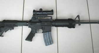 The AR-15 for Home Defense