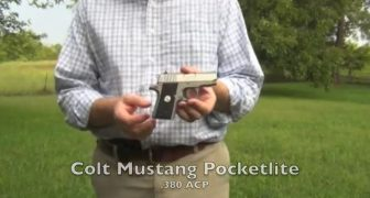 3 Great Colt Pistols for Home Defense