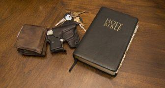 Carrying a Gun in Church
