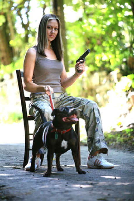 dogs for home defense