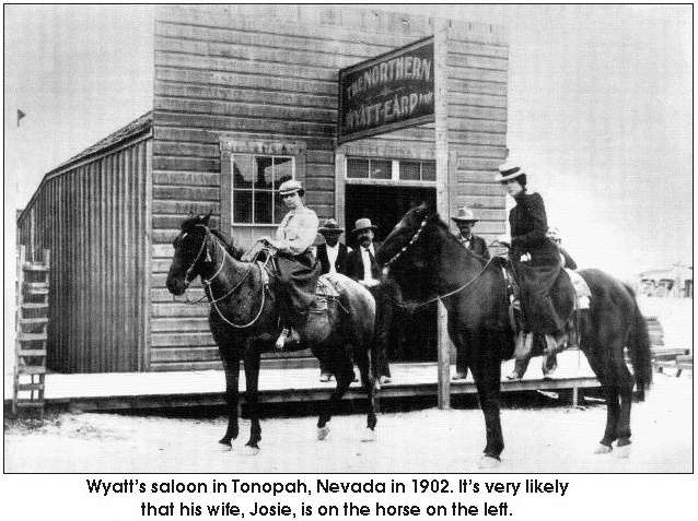 wyatt earp and gunfights