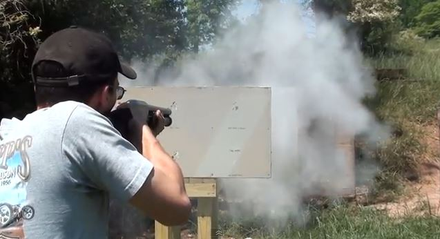 shotgun ballistics