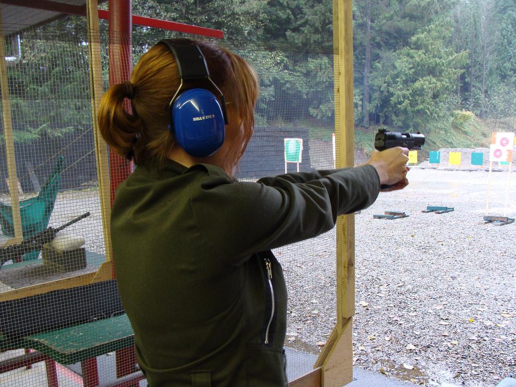 gun owners and gun violence