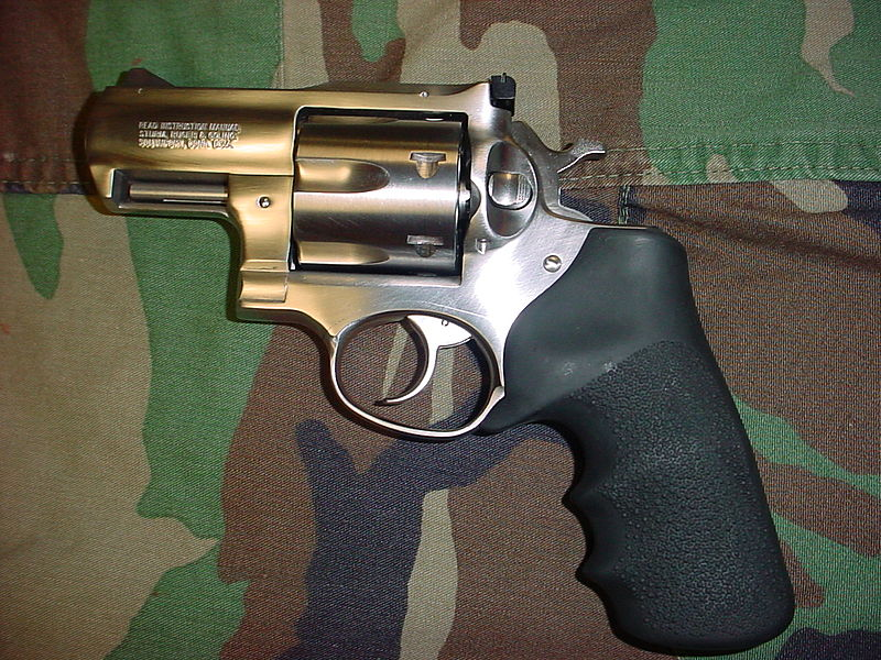 Ruger Alaskan for Concealed Carry