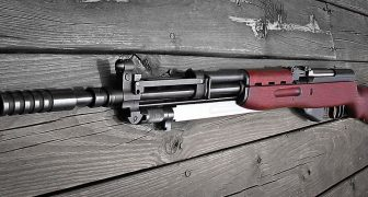 Can You Use a SKS for Home Defense?