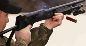 Hunting Guns for Home Defense