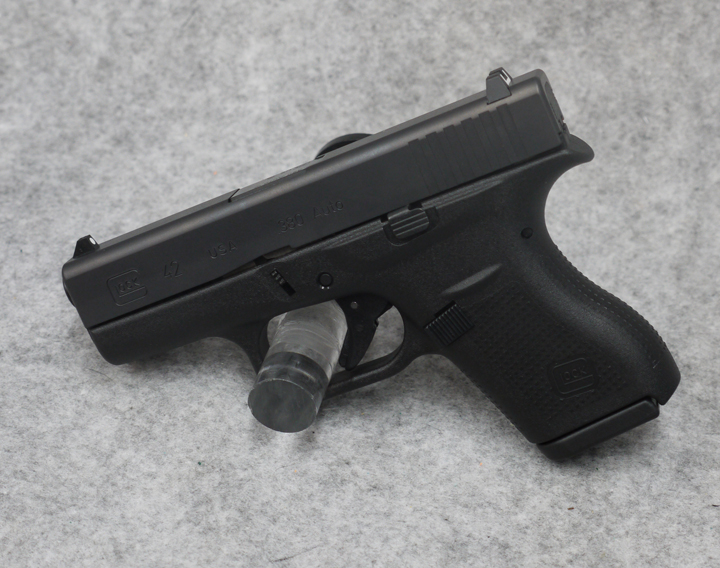 glock pocket pistol