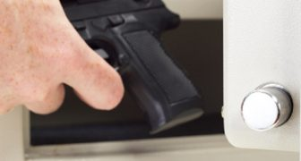 Storing Your Gun for Home Defense