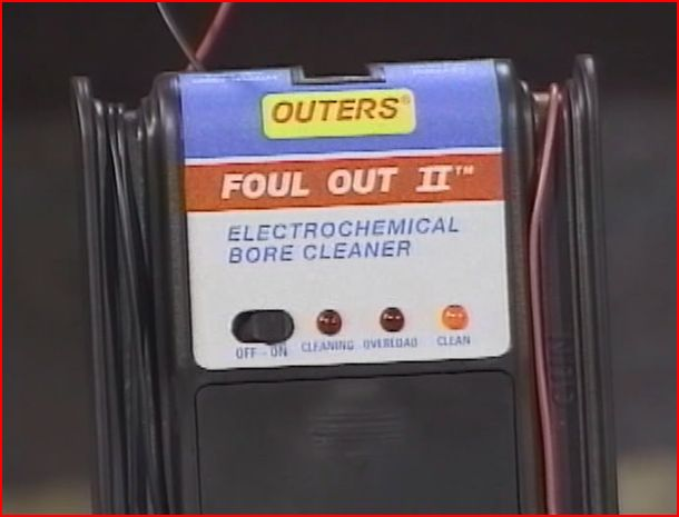 professional gun cleaning secrets dvd