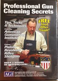 Professional Gun Cleaning Secrets