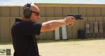 Good Drill for Trigger Finger Discipline