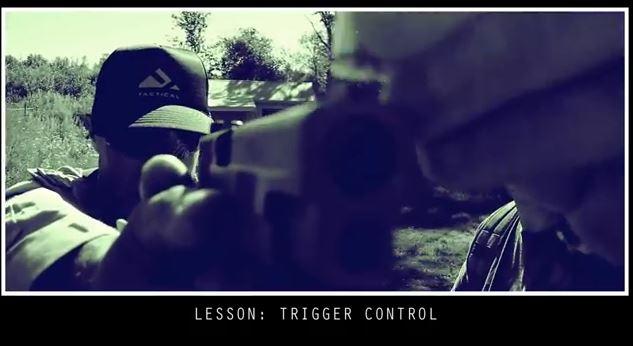 Trigger Control Drill
