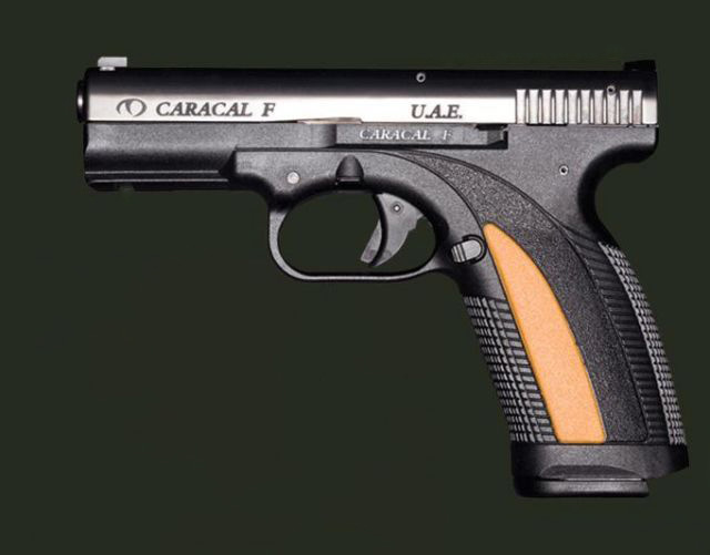 caracal firearms