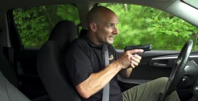 How to Shoot in a Car