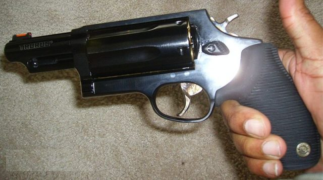 Another Take on the Taurus Judge