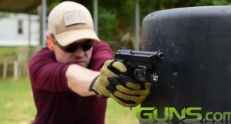 Is the Beretta M9A1 a Decent Home Defense Gun?