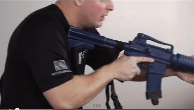Long Gun Retention