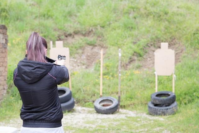 Self Defense Handgun Practice