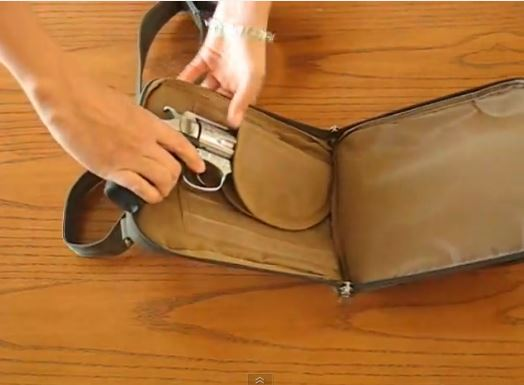purses for concealed carry