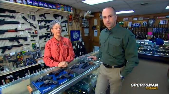 first handgun for a woman