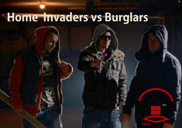 Home Invaders vs Burglars