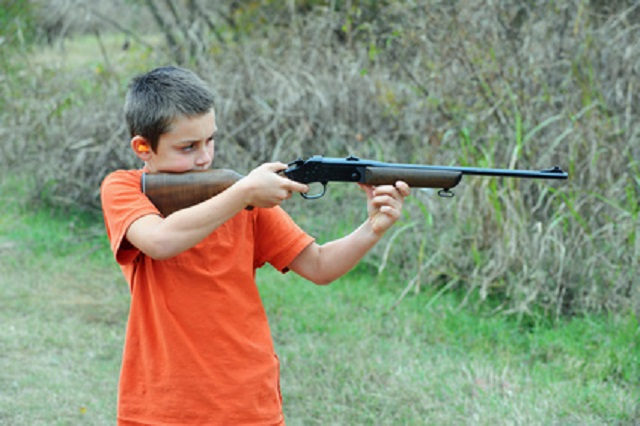 Firearms Safety for Children