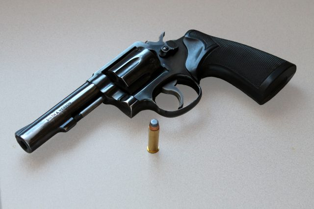 The Mighty  .357 Magnum