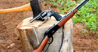 Lever Action Rifles for Home Defense