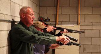 Shotgun vs Pistol for Home Defense