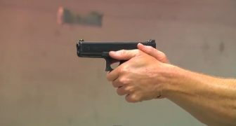 How to Grip a Semi Automatic Pistol