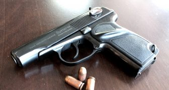 Carrying a Makarov