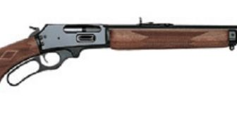 Big Bore Lever Action Rifles