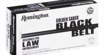 What is the Remington Black Belt?